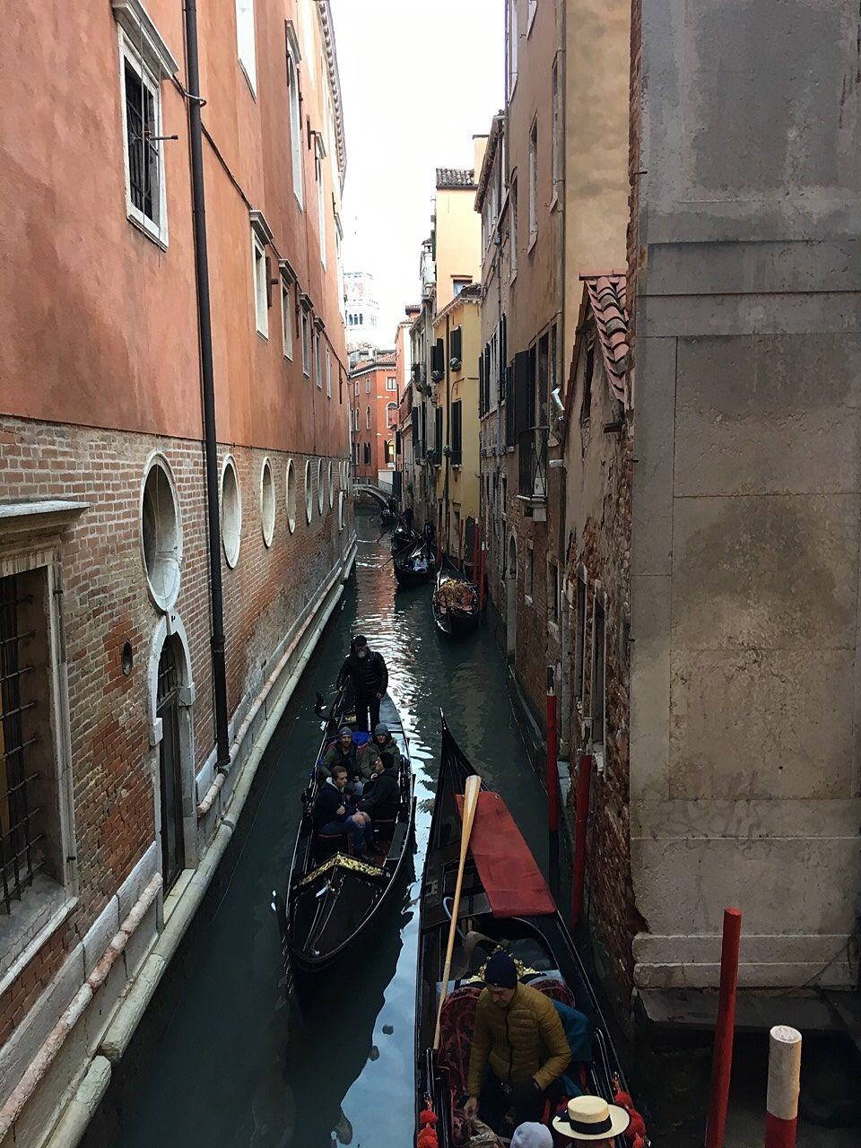 昨年11月に旅行に行ったイタリアのベネチア